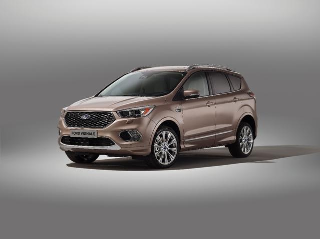 Ford Vignale : le haut de gamme arrive sur le Kuga