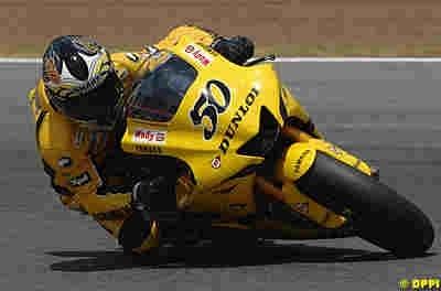 Moto GP: Allemagne D.1: Stoner, sur sa lancée. Guintoli quatrième !