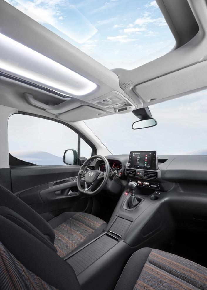 Opel Combo: à partir de 21300€