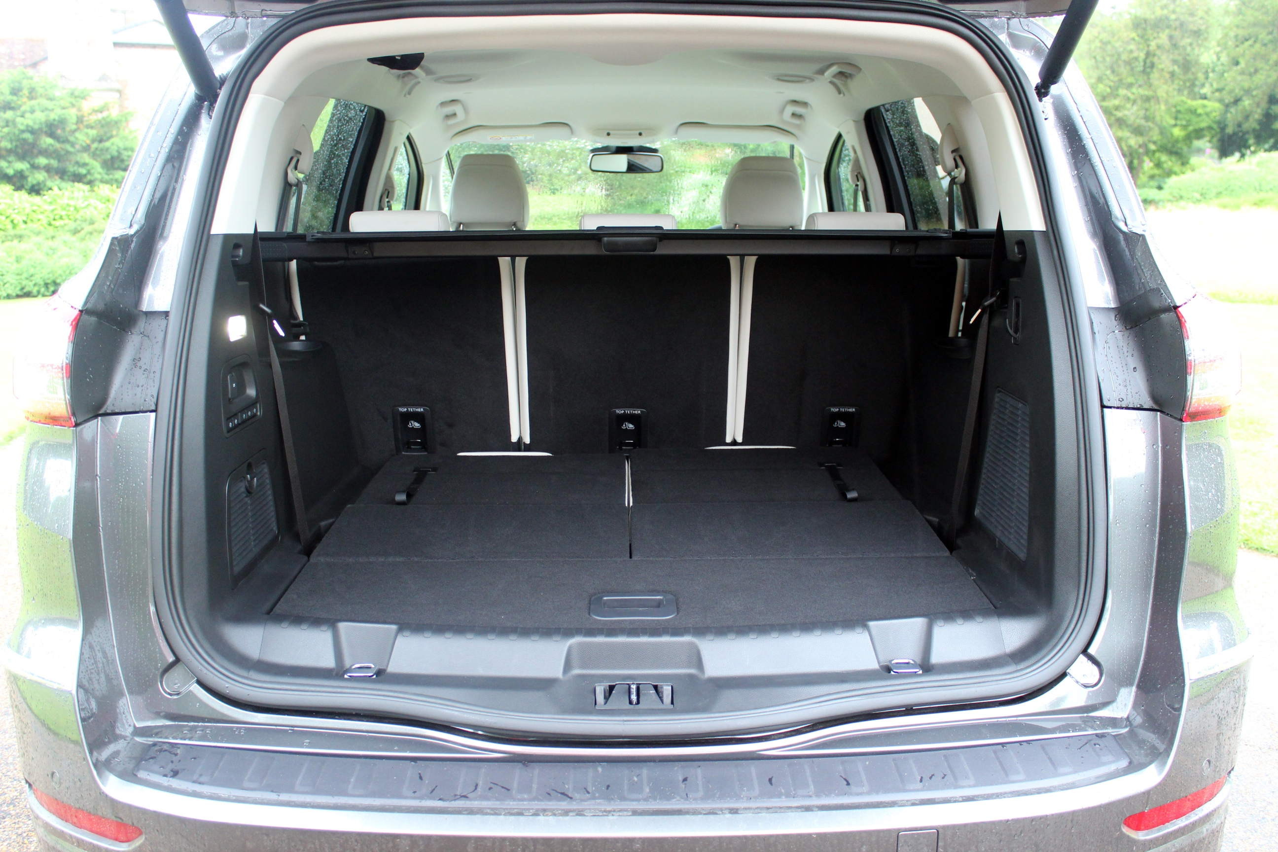 essai ford s max vignale l intention tait bonne. Black Bedroom Furniture Sets. Home Design Ideas