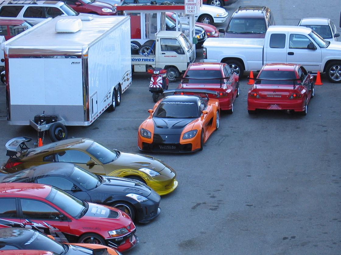 S The Fast And The Furious Tokyo Drift Les Photos Du Tournage