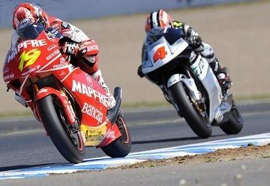 GP250 - France D.1: Di Meglio en embuscade du duel Bautista Aoyama