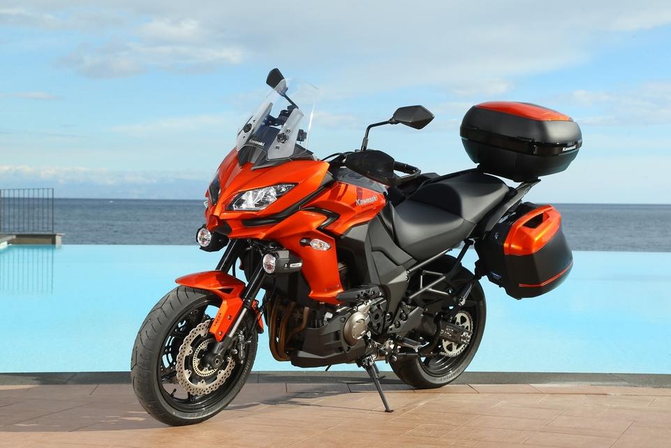 moto kawasaki versys 1000 occasion