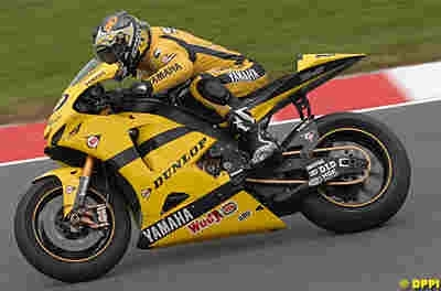 Moto GP: Allemagne D.2: Stoner contient les Honda. Les Français dans le coup !