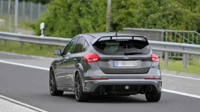 Ford : une Focus RS ultime en préparation (vidéo)