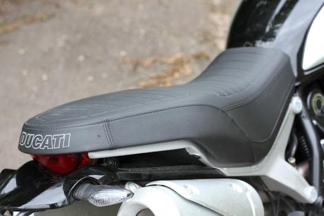 Essai Ducati Scrambler 1100 2018 : Y'a de l'a joie !
