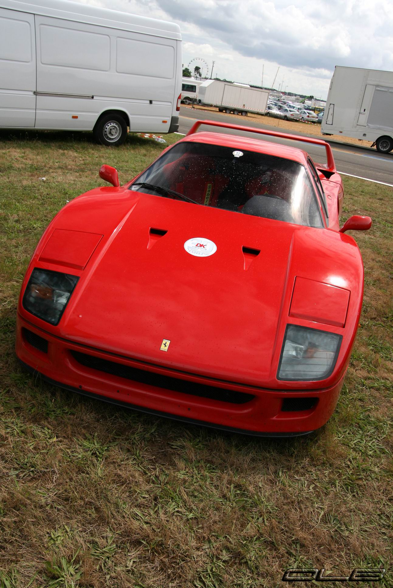 Photo Du Jour Ferrari F40 Lm