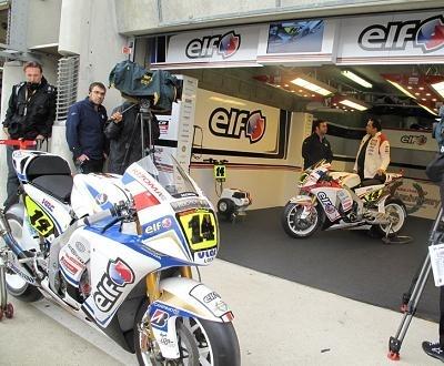 Moto GP - France D.1: Randy troisième hisse les couleurs