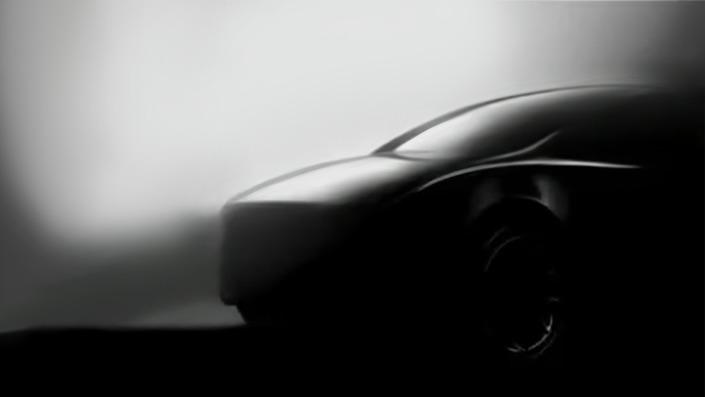 Tesla: nouveau teaser pour le SUV compact Model Y