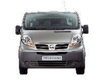 VUL - Nissan Primastar: la fiche technique