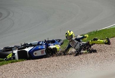 Moto GP: Allemagne D.3: Pedrosa offre une victoire à la RC212V.