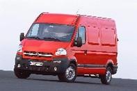 VUL - Opel Movano: la fiche technique