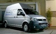 VUL - Volkswagen Transporter: la fiche technique