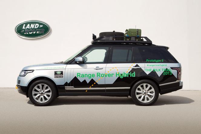 Toutes les nouveautés du salon de Francfort 2013 – Range Rover et Range Rover Sport hybrides : une nécessité ?
