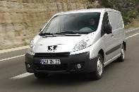 VUL - Peugeot Expert: la fiche technique