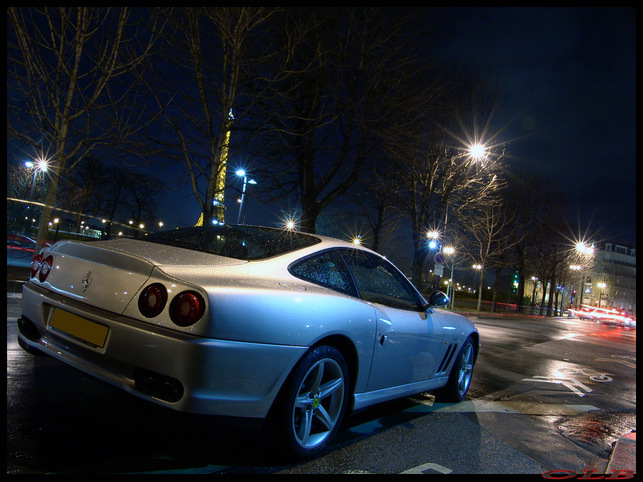 La photo du jour : Ferrari 575 Maranello
