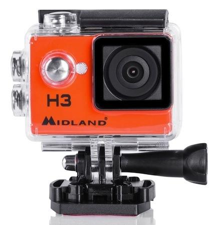Caméra Midland H3: moins de 100 euros