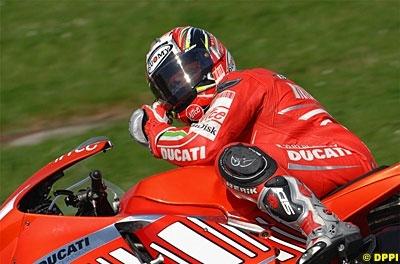 Moto GP: Allemagne: Podium, 2 Capirossi.