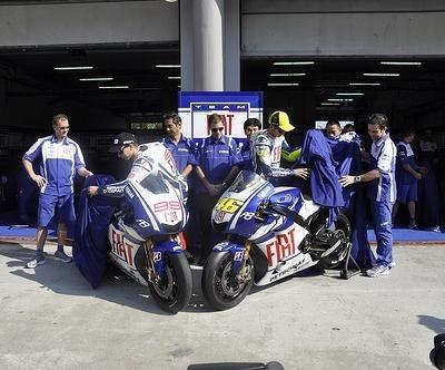 Moto GP - Yamaha: Il n'y aura plus d'échanges techniques entre Rossi et Lorenzo !