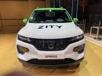 Dacia Spring: the success announced - Caradisiac Electric / Hybrid Show 2021