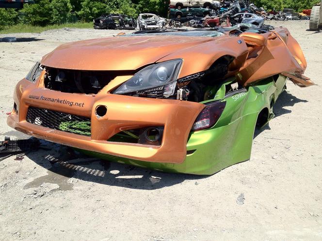 Insolite : la destinée des concepts Lexus Fox Marketing du Sema Show