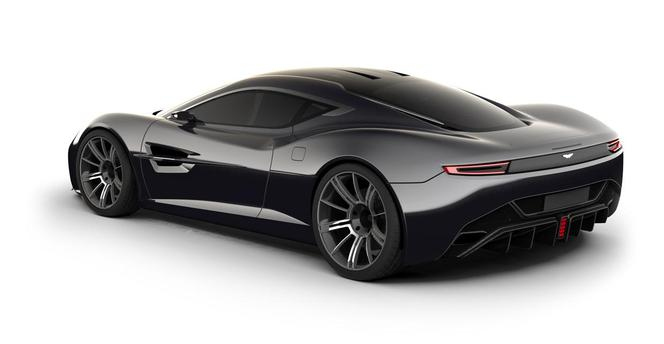 Aston Martin DBC Concept: pur plaisir