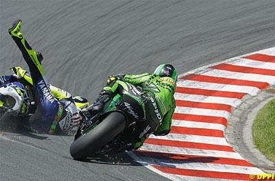 Moto GP: Allemagne: Randy: Le faux pas du Ninja.