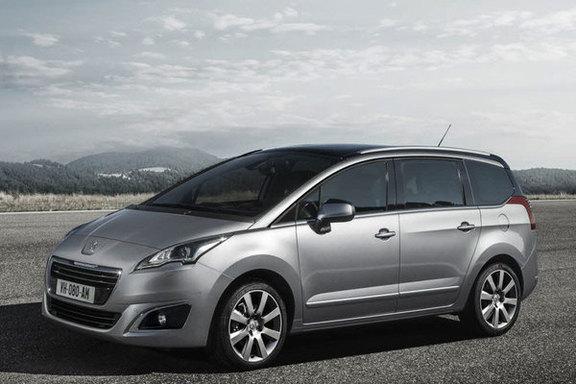 Toutes les nouveautés du salon de Francfort 2013 - Peugeot 5008 restylé: toujours plus beau [MàJ photos]