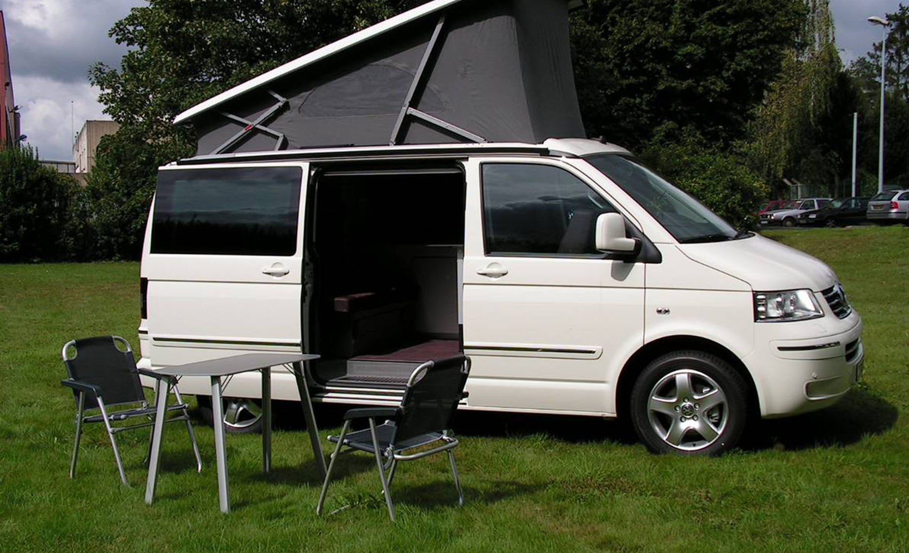 Volkswagen California No Limit Camping Car De Luxe