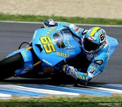 Moto GP - Suzuki: Capirossi n'a pas l'intention de prendre sa retraite