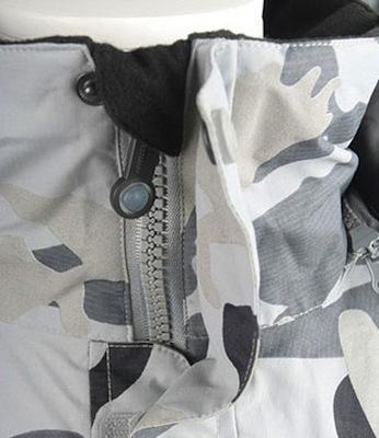 Armadillo Camovision: une veste pour rouler différent...