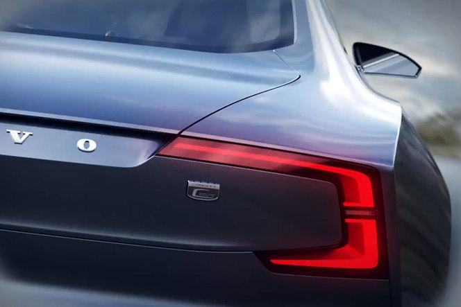Toutes les nouveautés du salon de Francfort 2013 - Volvo Concept Coupé: sublime, sans doute...