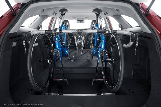 Honda : le porte-vélo intégré bientôt commercialisé