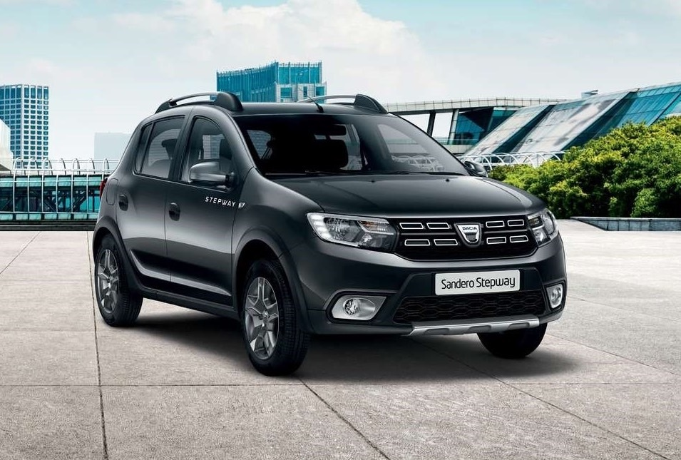dacia sandero stepway 2019 essence car design today. Black Bedroom Furniture Sets. Home Design Ideas