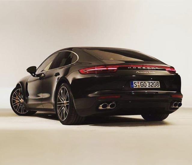 Scoop : la nouvelle Porsche Panamera sans camouflage