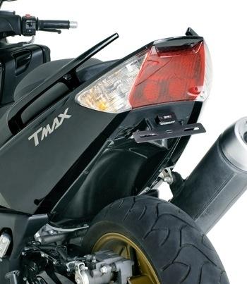 Puig habille le Yamaha T-Max.