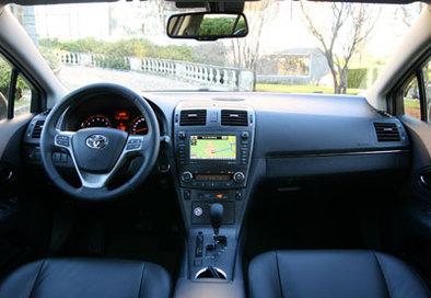 Essai vidéo - Toyota Avensis III : sérieuse