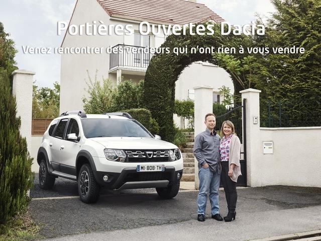 Dacia lance le Système [D]acia, la plateforme communautaire autour de la marque