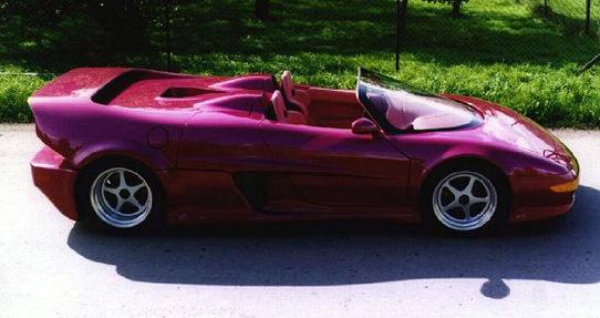 Innotech Corvette C6 : tchéco-américano-italienne