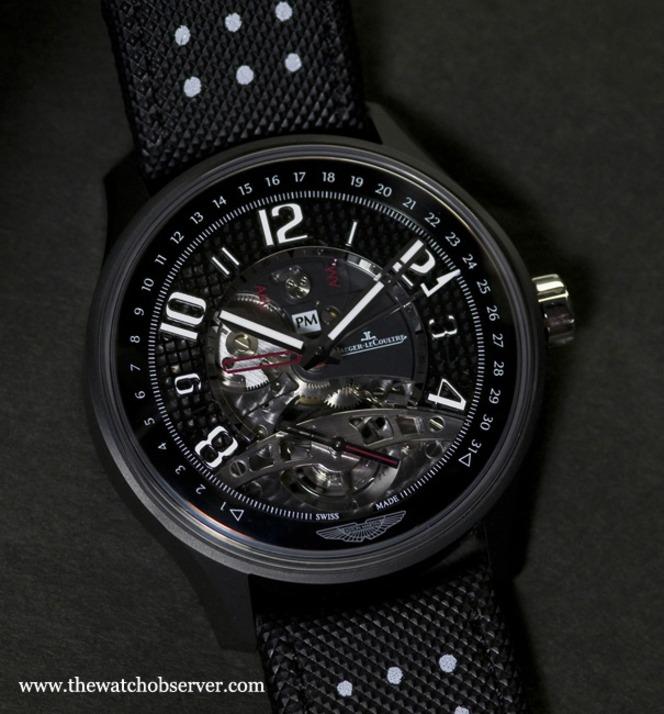 Jaeger-LeCoultre AMVOX3 Tourbillon GMT