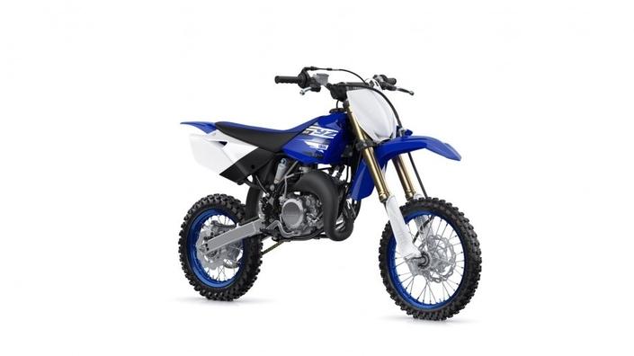 Nouveauté - Yamaha YZ250F et YZ85 2019