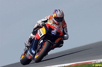 Moto GP: Etats Unis: Hayden, l'inoxydable.
