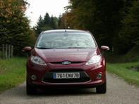 Essai - Ford Fiesta 1.4 TDCi 68 ch : diesel de base suffisant ?