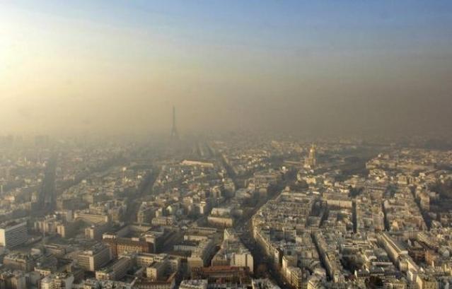 Pollution aux particules: le diesel a bon dos