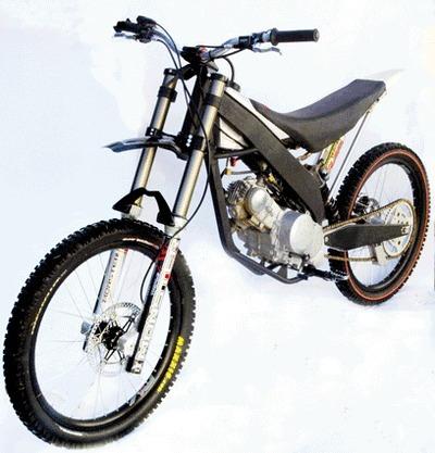 FX Adventure : mountain moto