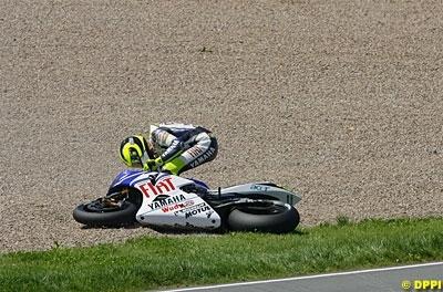 Moto GP: Etats-Unis: Rossi y va pour la gagner.