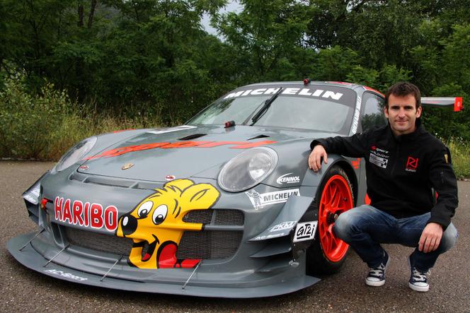 Pikes Peak 2012 : La Porsche 911 GT3R de Romain Dumas évolue