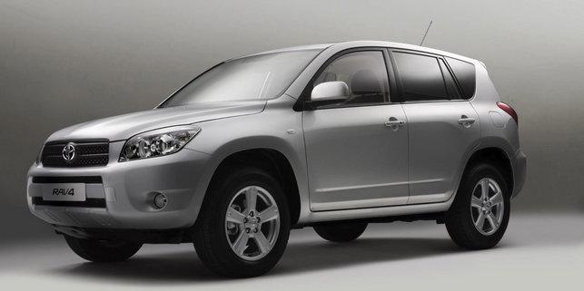 Genève 2010 : le Toyota Rav4 restylé sera là