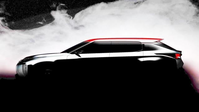 Mitsubishi : un teaser pour un nouveau concept de SUV