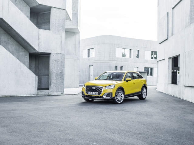 Audi nous détaille le Q2